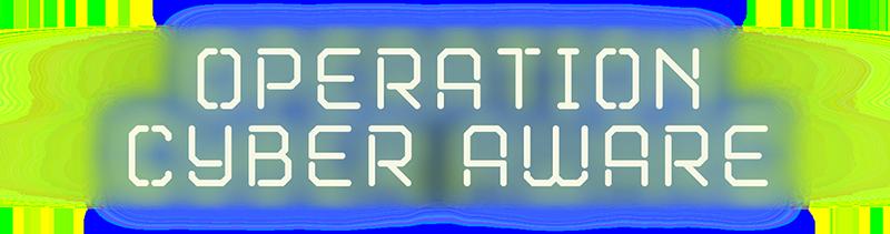 Operation Cyber Aware Logo